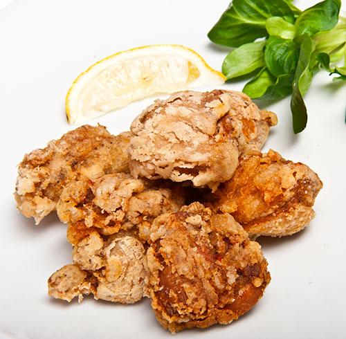 IMG: Chicken karaage - gfree