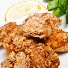 IMG: Chicken karaage - gfree